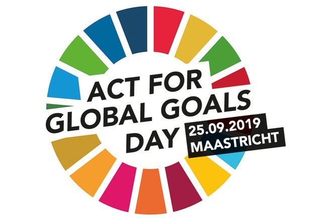 afbeelding Act for Global Goals Day